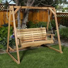 Backyard Swing Sets Canada All Things Cedar Swing With A Frame Set Lowe U0027s Canada