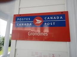 bureau de poste pr騅ost bureau de poste de grondines grondines post office qc g0a 1w0