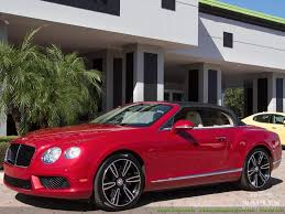bentley ferrari 2013 bentley continental gt gtc
