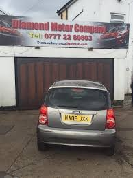 kia picanto 1 1 ice 5 door 2008 in kirkby in ashfield