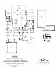 texas quality custom home builder floor plans