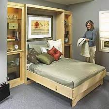 Platform Bed Ideas Plan Spotting Platform Bed And Murphy Bed Ideas Finewoodworking