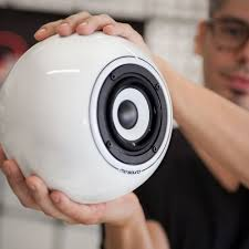 most beautiful speakers mo sound porcelain ball speakers from vienna vienna creme guides