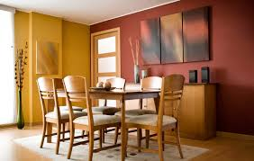 four easy ways to select the right dining room color palette