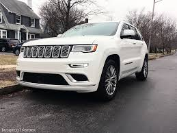 jeep summit 2017 jeep grand cherokee summit hemi v8 review business insider