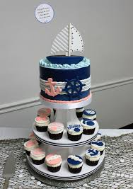 best 25 nautical theme cupcakes ideas on pinterest nautical