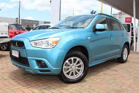 mitsubishi wagon 2011 mitsubishi asx for sale in cairns trinity honda