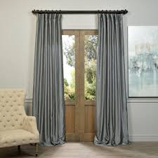 Drapes Discount Glam Up Your Residence With Dupioni Silk Curtains Mccurtaincounty