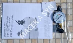 macek a syn filtračná nádoba cantabric top 400 6 m3 h
