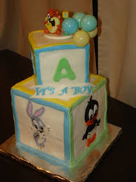 looney tunes baby shower looney tune baby shower cake 010 looney tunes baby shower flickr
