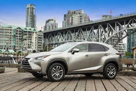 lexus brand new 2015 a daring new lexus nx crossover is surprisingly bold for a