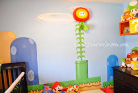 Super Mario Decorations Director Jewels Super Mario Bros Nintendo Inspired Nursery