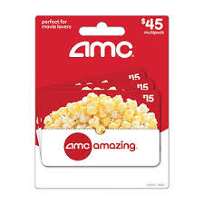 where can i buy amc gift cards 15 amc gift card 3 pk bj s wholesale club