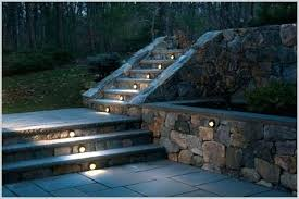 Stair Lights Outdoor Cool Led Step Lighting Led Indoor Stair Lights Terrific Fabulous
