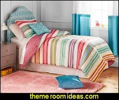 Girls Striped Bedding by Stripes Squares Circles Decorating Ideas Candy Stripes For