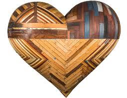 scrap wood sculpture anonymous design