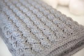 knitting pattern quick baby blanket quick and thick baby blanket allfreecrochetafghanpatterns com