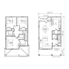monique ii queen anne floor plan tightlines designs