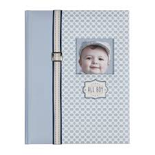 cr gibson photo album baby memory book all boy