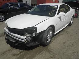 used pontiac grand prix gt parts for sale