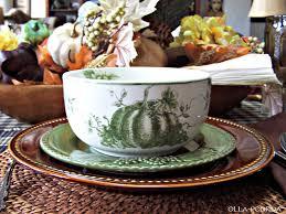 thanksgiving dinnerware tableware olla podrida neutral thanksgiving tablescape