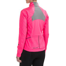 cycling jacket pearl izumi select escape soft shell cycling jacket for women