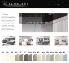 website rescue for oxford kitchen studio village web design