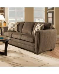 Upholstery Encino Red Summer Savings On Simmons Upholstery Lucas Hide A Bed