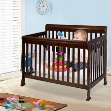 Non Convertible Crib Unbranded Mini Cribs Ebay