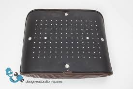 Back And Seat Cushion Eames Lounge Zipper W Slider For Seat And Ottoman Cushion