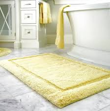 White Bathroom Rugs Grey And Yellow Bath Rug Home Design Ideas