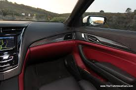 Cadillac Cts Coupe Interior Review 2014 Cadillac Cts 2 0t With Video The Truth About Cars