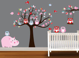 baby nursery decor blossom cherry wall decals for baby girl baby nursery decor nice ideas wall decals for baby girl nursery perfect wallpaper motive shape