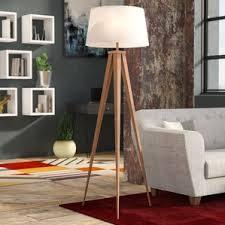 Furniture Lighting Amp H Modern U0026 Contemporary Floor Lamps You U0027ll Love Wayfair