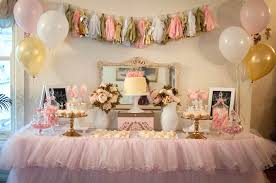 pink and gold party supplies kara s party ideas pink and gold ballerina birthday party via