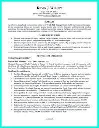 Job Resume Bank Teller by Credit Manager Resume Resume For Your Job Application