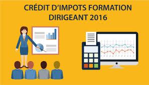 Credit Impot Pour Formation Dirigeant Dirigeant D Entreprise Et Si Tu Profitais De La Rentr礬e Pour Te
