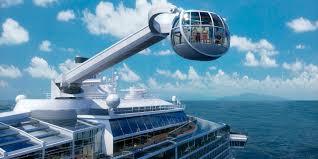 royal carribean royal caribbean u0027s quantum of the seas is the future on a cruise