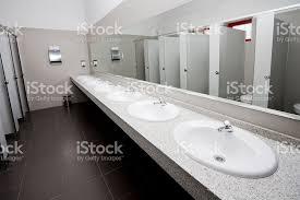 College Coed Bathrooms Modern Public Restroom Stock Photo 479572660 Istock