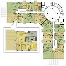 Apartment Layout by Grand Gateway 66 Serviced Apartments Hang Lung Properties Limited