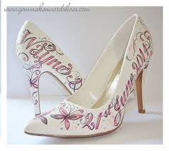 Light Pink Wedding Shoes Pink And White Wedding Shoes