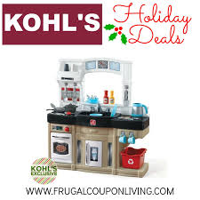 pre black friday amazon step2 kohl u0027s pre black friday play kitchen sale 35 99 from 130