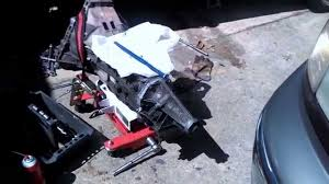 1989 ford ranger manual transmission leak fix youtube