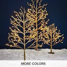 lighted christmas decorations indoor 6 cascade tree deatra s outside christmas decor pinterest