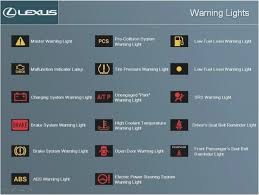 lexus rx 350 warning lights 12 solid evidences attending lexus rx 12 warning light