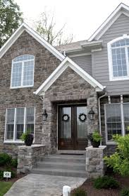 Home Exterior Design Stone 45 Best Stone Style Ashlar Images On Pinterest Exterior