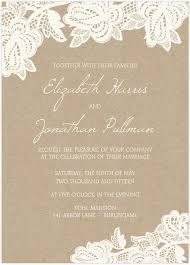Plain Wedding Invitation Cards Simple Create Custom Wedding Invitations Card With White Flowers