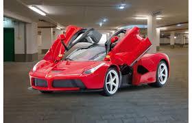Ferrari 458 Manual - ferrari laferrari 1 14 red 40mhz manual door jamara shop