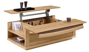 table basse touret bois table basse qui se leve conforama u2013 phaichi com