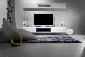 Minimal Interior Design by Minimal Interior With Genelec Audio Ideas For The House